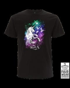 LOVE A 'Einhorn' T-Shirt