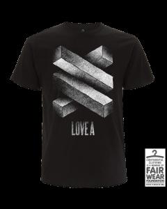 LOVE A 'Verbindung' T-Shirt